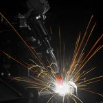 AccuLock R Consumables Reduce Downtime in Robotic Welding