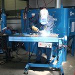 Proper Ergonomics Improve Welding Productivity, Protect Welders