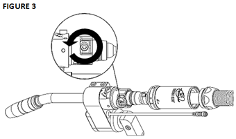 How To Replace the TOUGH GUN CA3 MIG Gun Unicable, figure 3