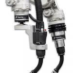 Tregaskiss by DINSE TWD and CWD robotic water-cooled MIG guns installed on robots
