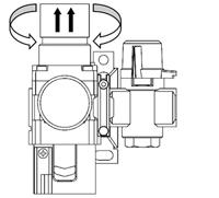 How To Install the Filter/Regulator Unit to the TOUGH GUN TT3 Reamer, figure 5