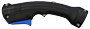 O series small curved handle style for BTB semi-automatic MIG gun
