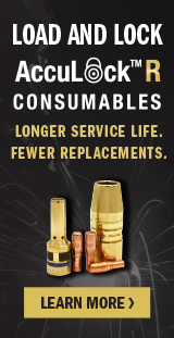 Learn more about AccuLock R consumables and how they offer longer service live and fewer replacements