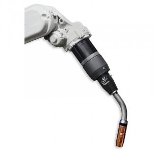 TOUGH GUN TA3 robotic air-cooled MIG gun installed on robot