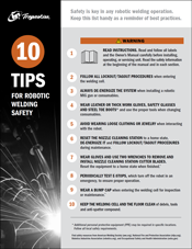 Thumbnail image of 10 Tips for Robotic Welding Safety Checklist