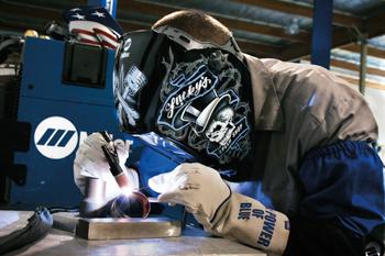 Image of a TIG welder