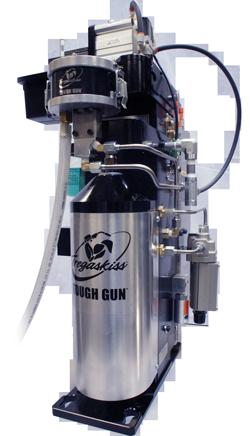 Image of TOUGH GUN Reamer with Spray Containment