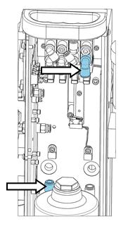 Adding lubricator to TOUGH GUN Reamer
